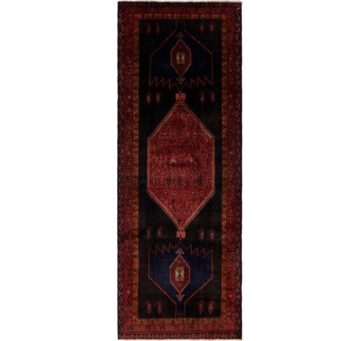 147cm x 415cm Sirjan Persian Runner Rug