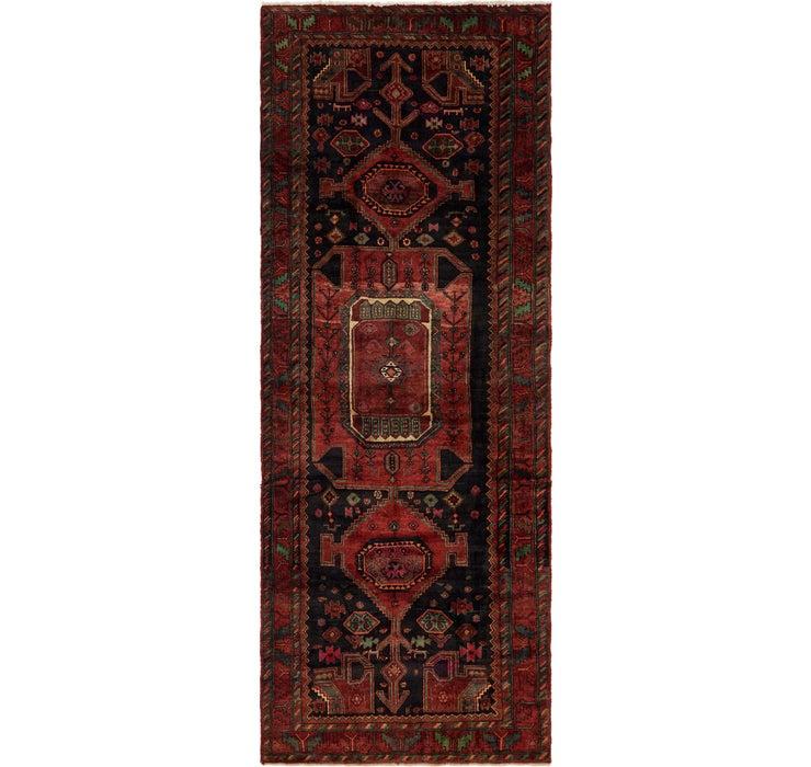 145cm x 378cm Sirjan Persian Runner Rug