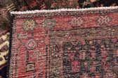 4' 3 x 9' 4 Meshkin Persian Runner Rug thumbnail