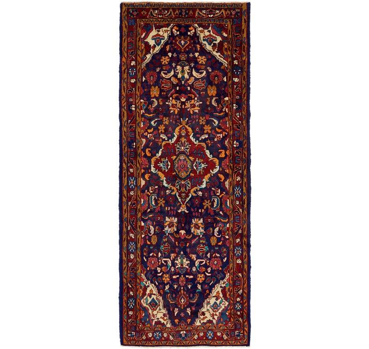 115cm x 323cm Mahal Persian Runner Rug
