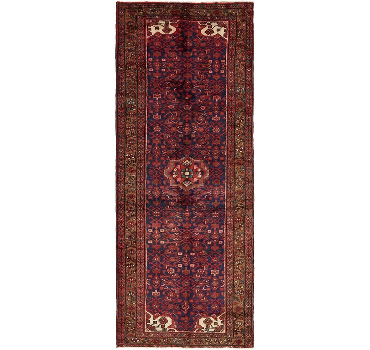 3' 8 x 10' 4 Botemir Persian Runner ...