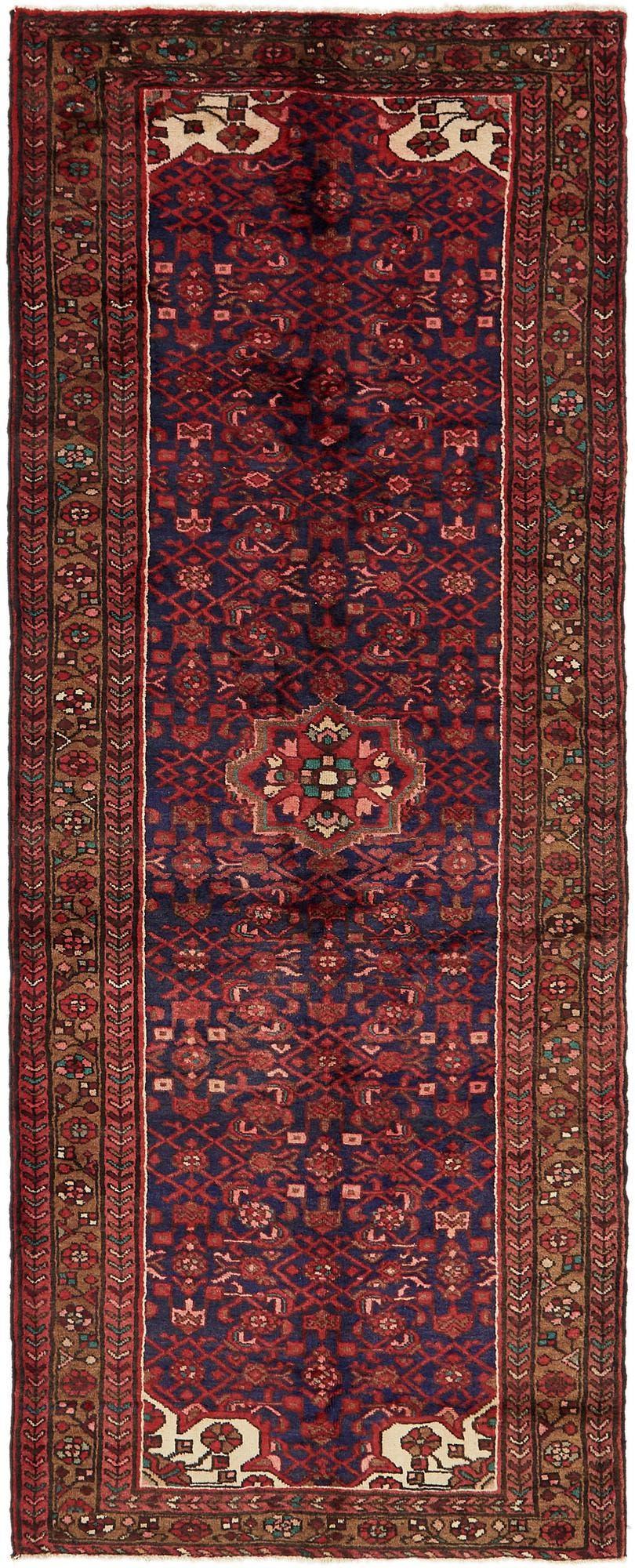 3' 8 x 10' 4 Botemir Persian Runner Rug main image
