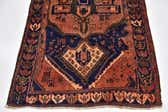 4' x 10' 5 Shiraz Persian Runner Rug thumbnail