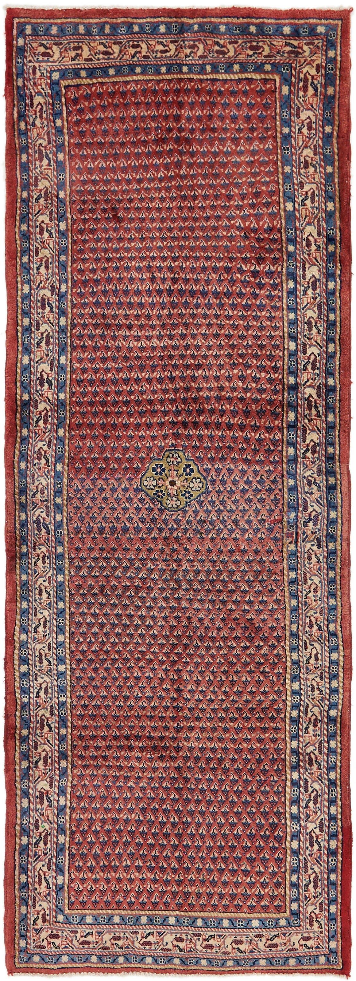 3' 8 x 10' 6 Botemir Persian Runner Rug main image