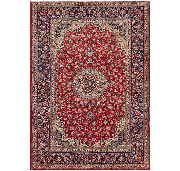 285cm x 410cm Isfahan Persian Rug