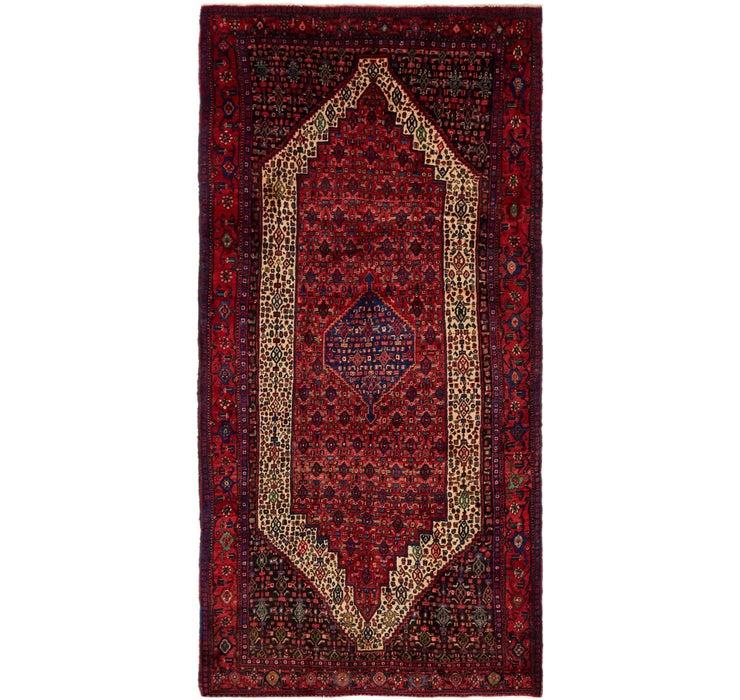 152cm x 305cm Bidjar Persian Runner Rug