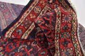 115cm x 312cm Hossainabad Persian Runner Rug thumbnail