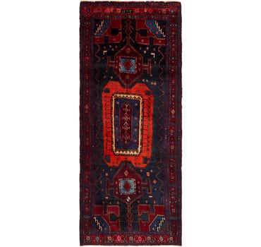 Image of 4' x 10' Meshkin Persian Runner ...