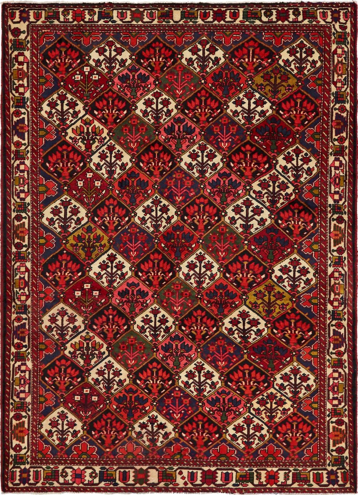 6' 10 x 9' 9 Bakhtiar Persian Rug main image