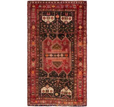5' x 9' 8 Sirjan Persian Runner Rug