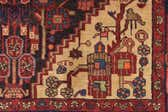 5' 5 x 10' Nahavand Persian Rug thumbnail