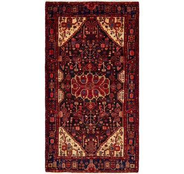 5' 5 x 10' Nahavand Persian Rug main image