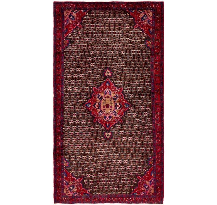 5' 4 x 10' 2 Songhor Persian Rug