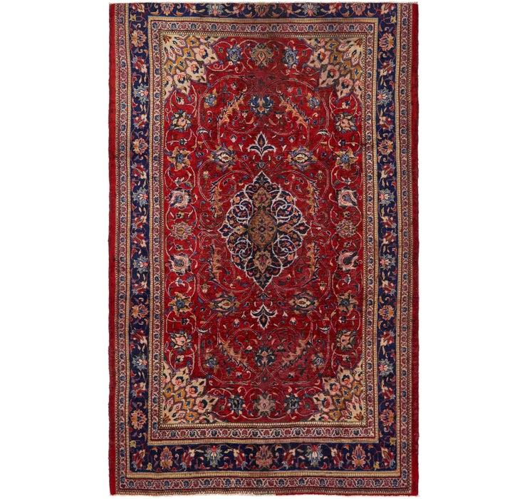 195cm x 320cm Mahal Persian Rug