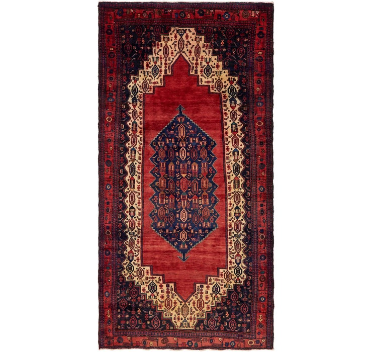 152cm x 323cm Songhor Persian Runner ...