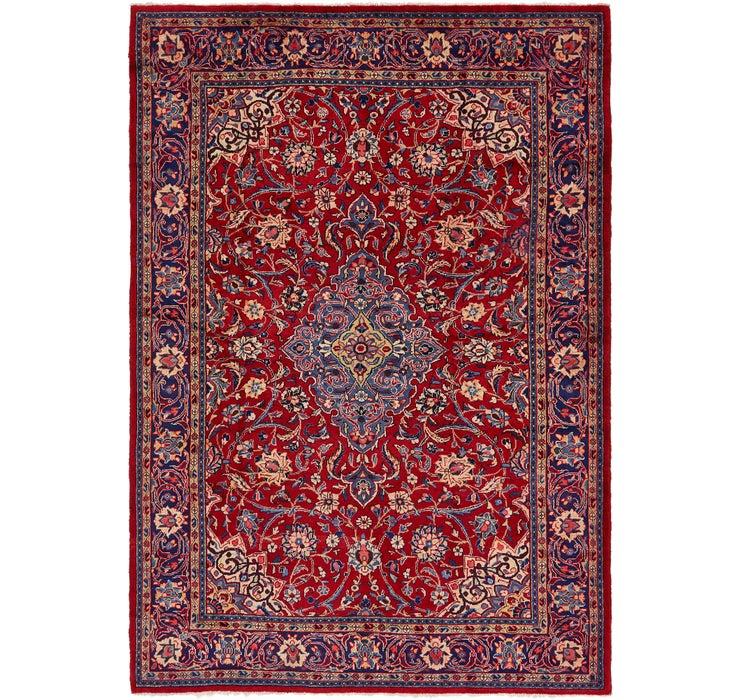 7' 5 x 11' 2 Mahal Persian Rug
