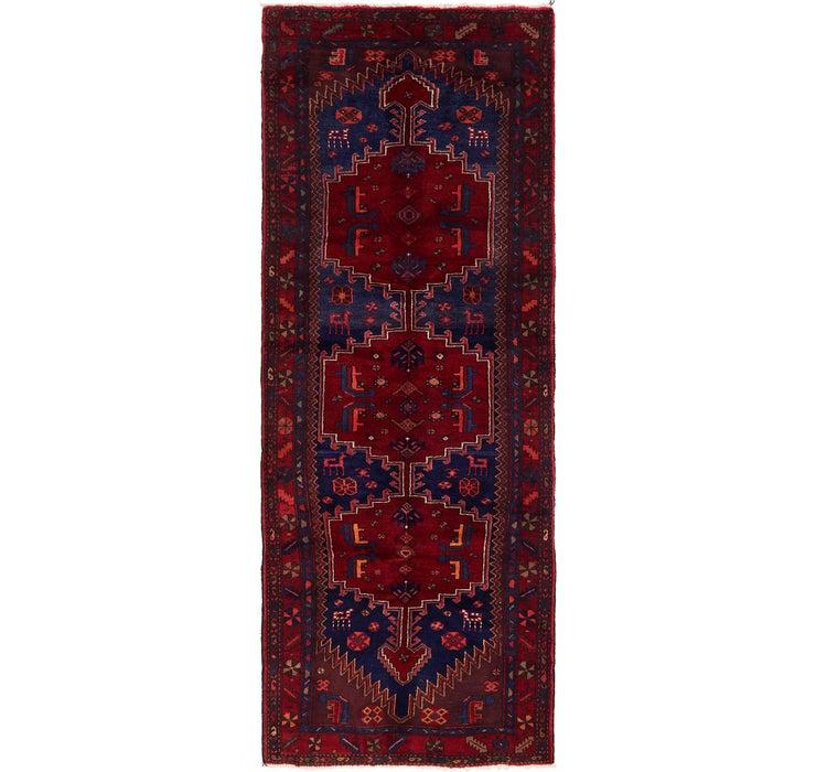 115cm x 305cm Zanjan Persian Runner Rug