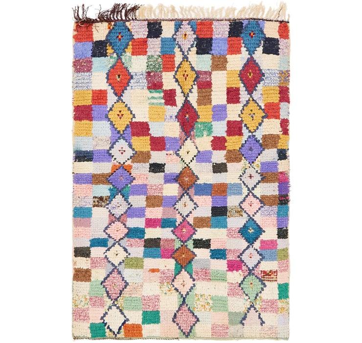 130cm x 195cm Moroccan Rug