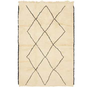 Image of  6' 4 x 9' 9 Moroccan Rug