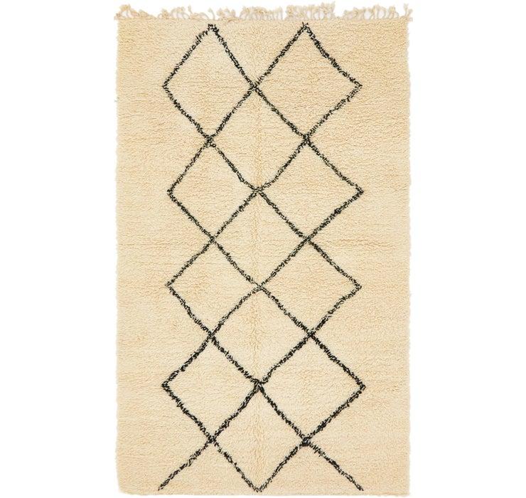 188cm x 325cm Moroccan Rug