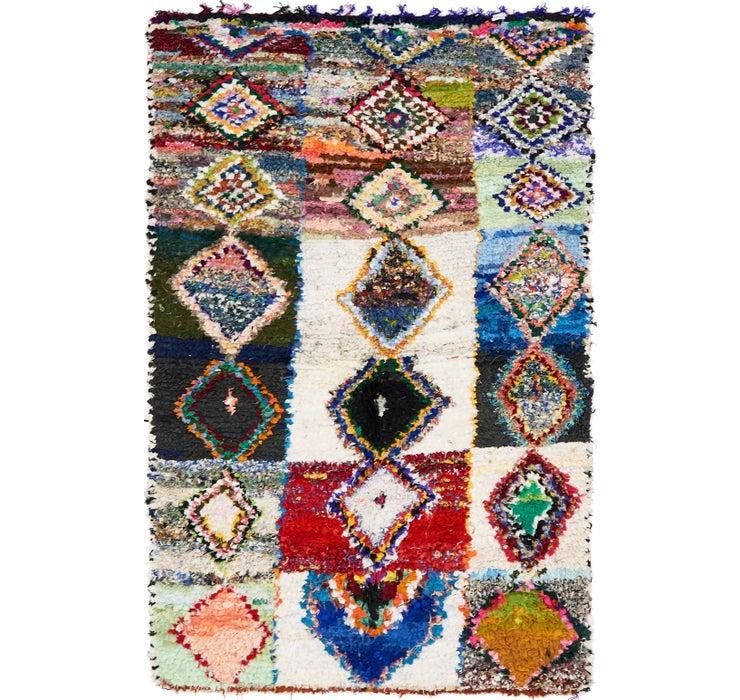 145cm x 230cm Moroccan Rug