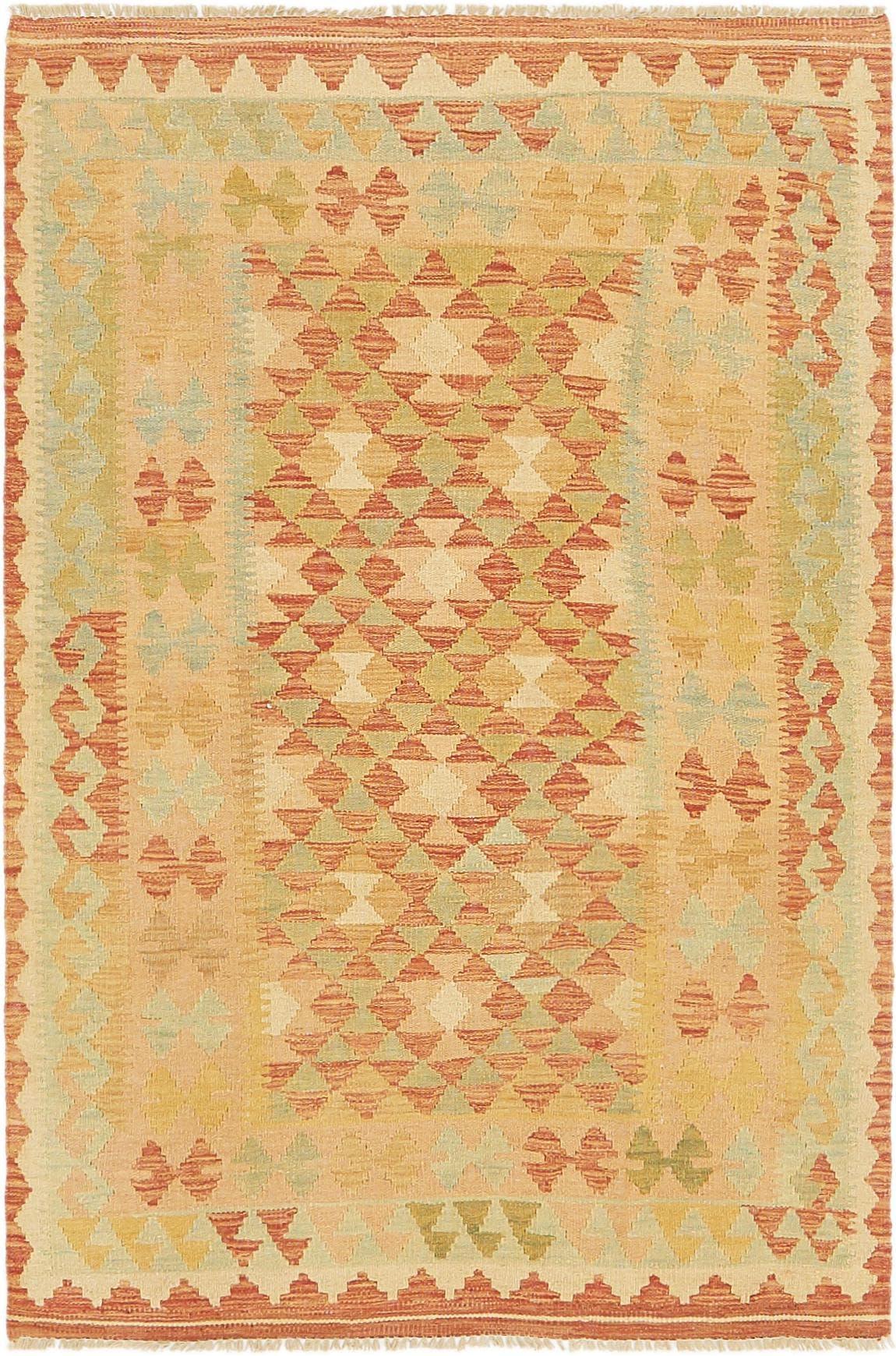 3' x 5' 3 Kilim Waziri Rug main image