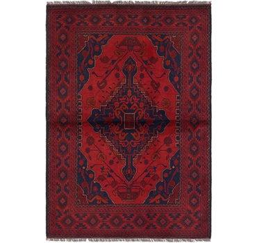 3' 6 x 5' Khal Mohammadi Rug main image