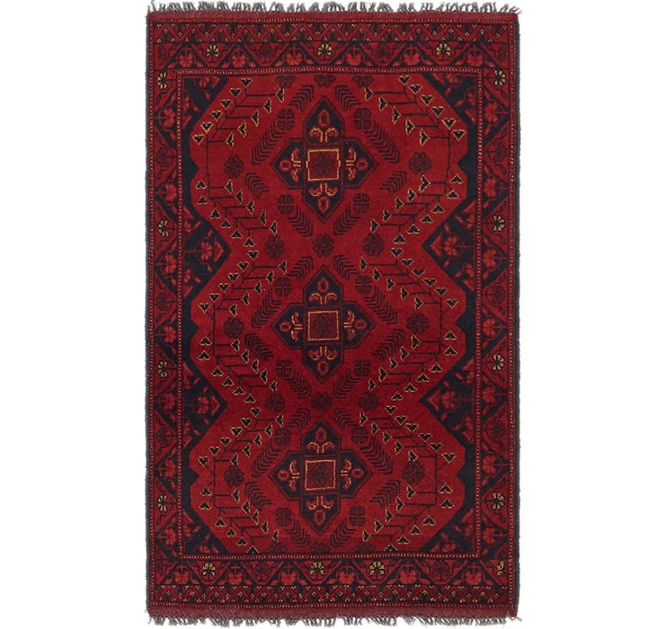 75cm x 127cm Khal Mohammadi Rug