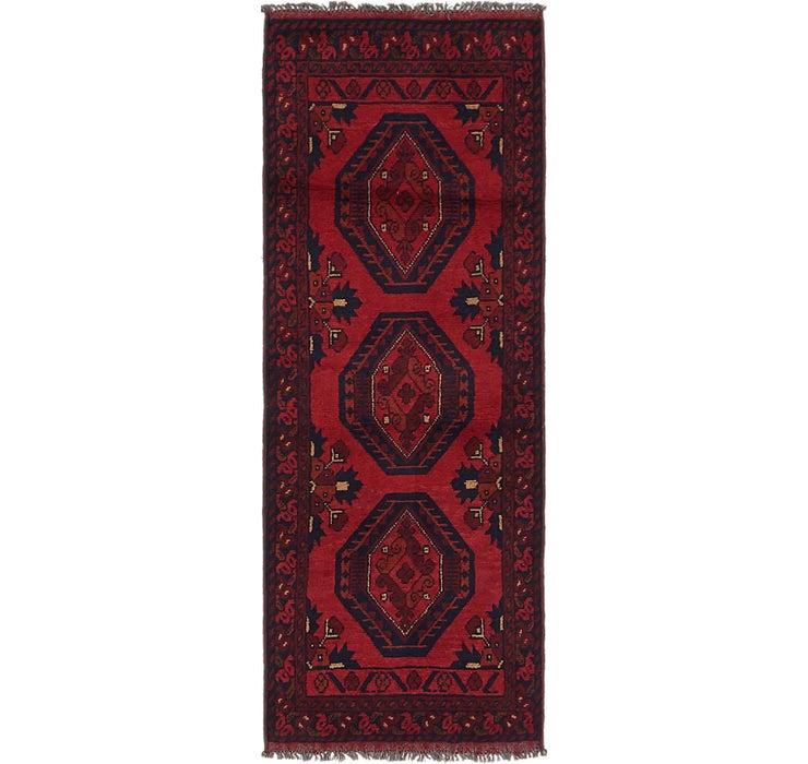 53cm x 152cm Khal Mohammadi Runner Rug