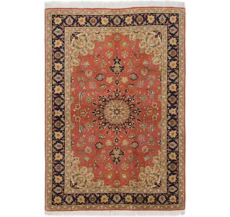 105cm x 152cm Isfahan Persian Rug