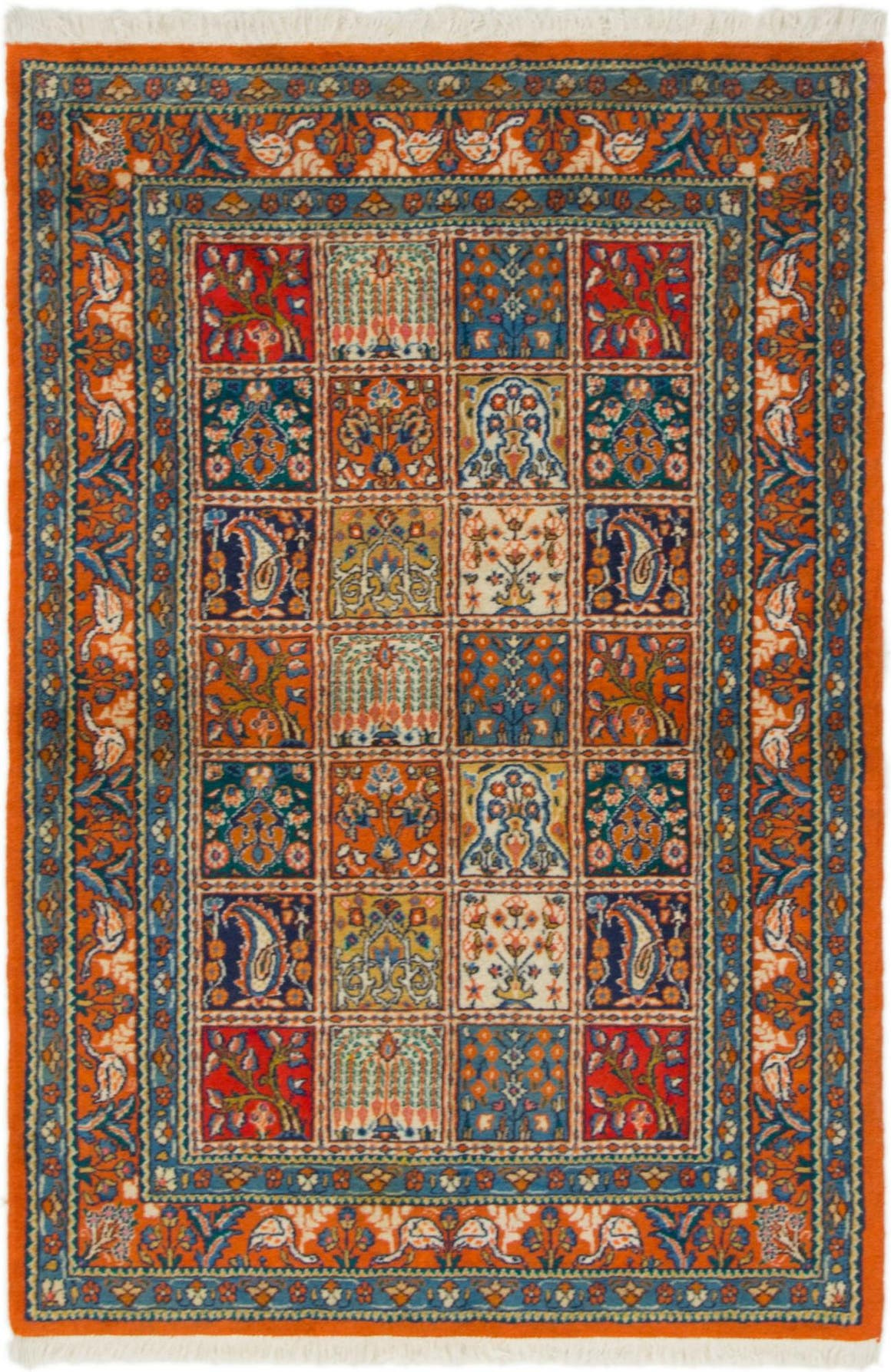3' 3 x 5' Qom Persian Rug main image