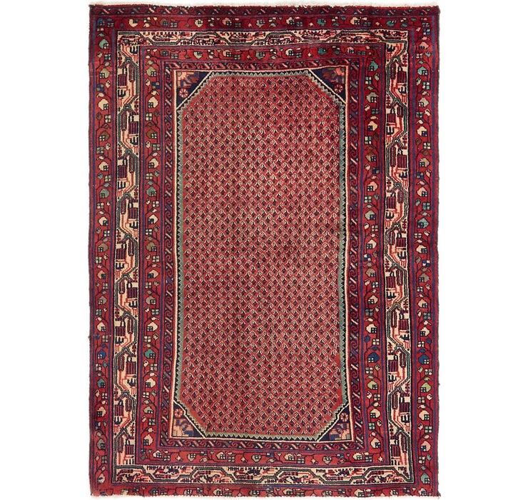 4' 5 x 6' 4 Botemir Persian Rug