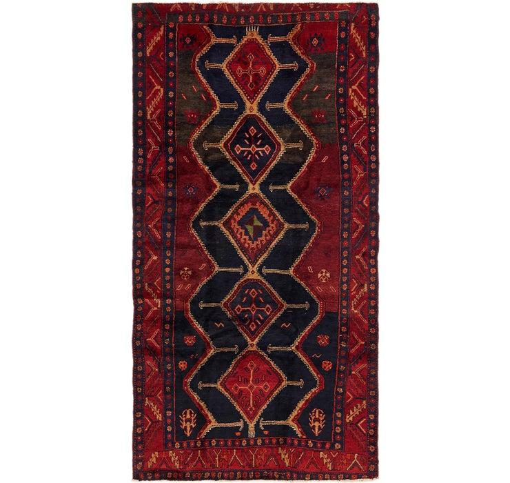 152cm x 305cm Chenar Persian Runner Rug