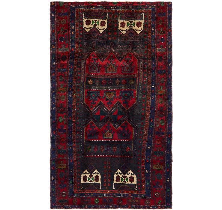 147cm x 262cm Sirjan Persian Rug