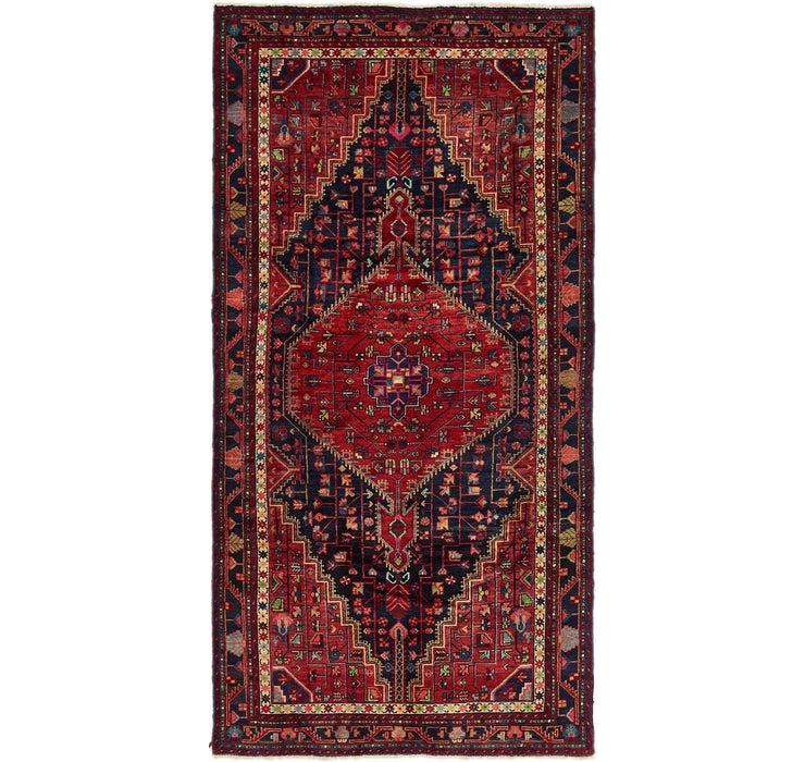 Image of 137cm x 290cm Tuiserkan Persian Runne...