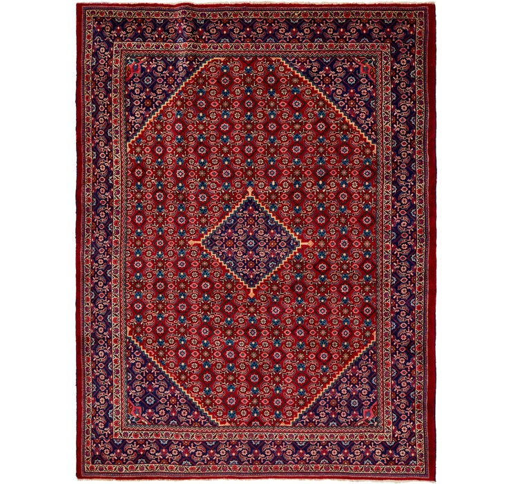 310cm x 405cm Mahal Persian Rug