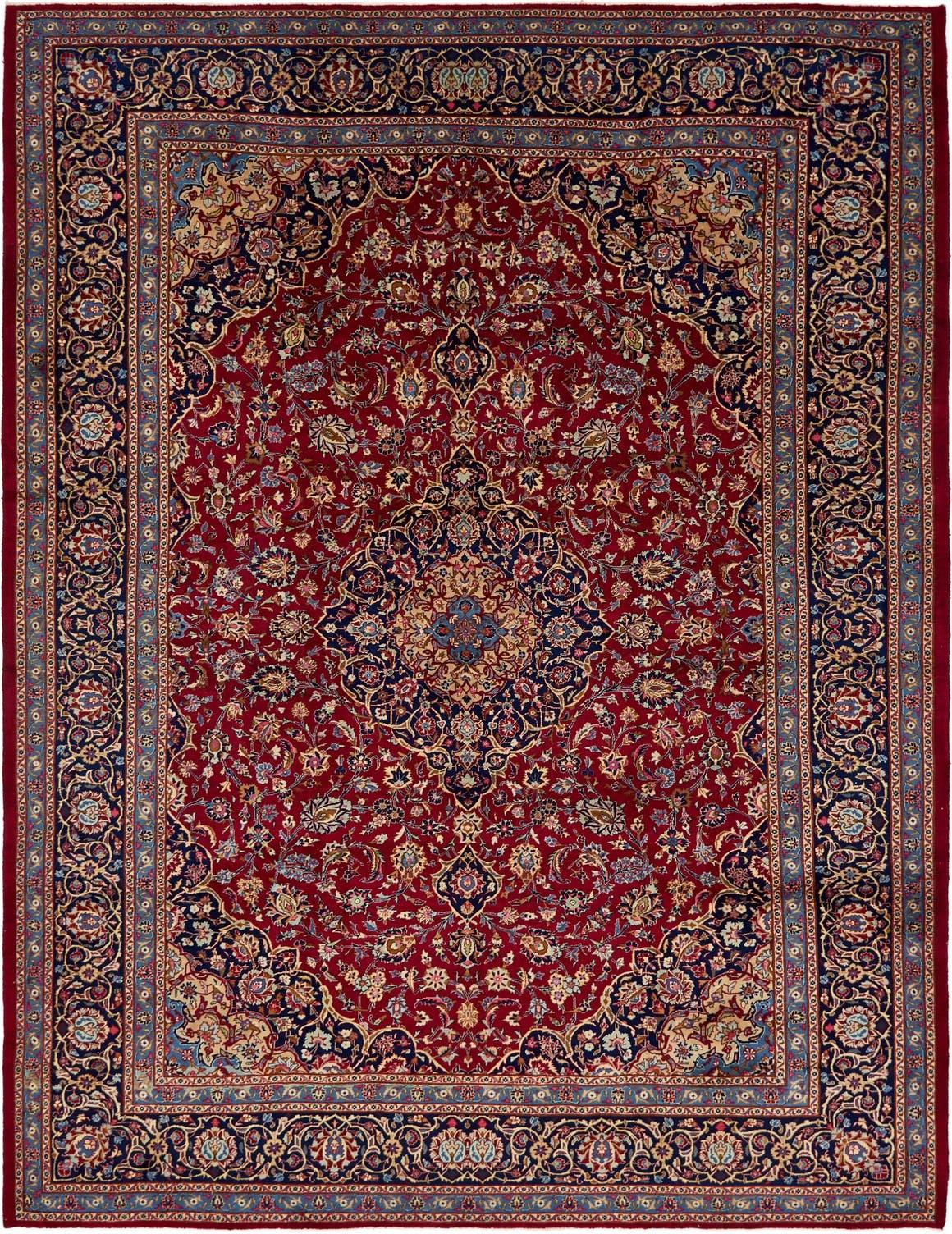 10' x 12' 10 Kashmar Persian Rug main image