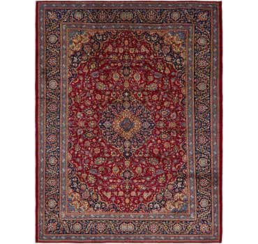 10' x 12' 10 Kashmar Persian Rug