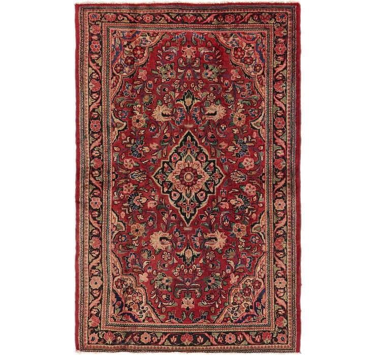 4' 4 x 6' 10 Farahan Persian Rug