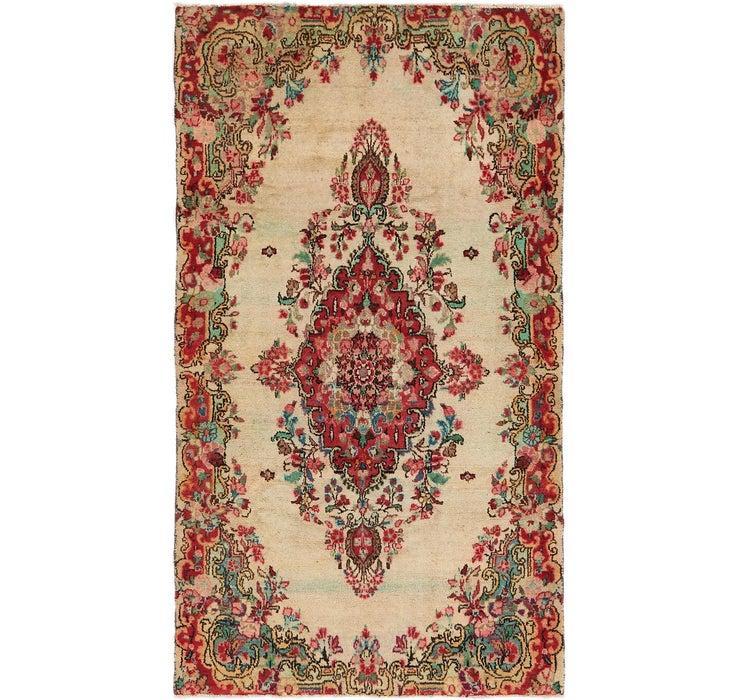 132cm x 240cm Shahrbaft Persian Rug