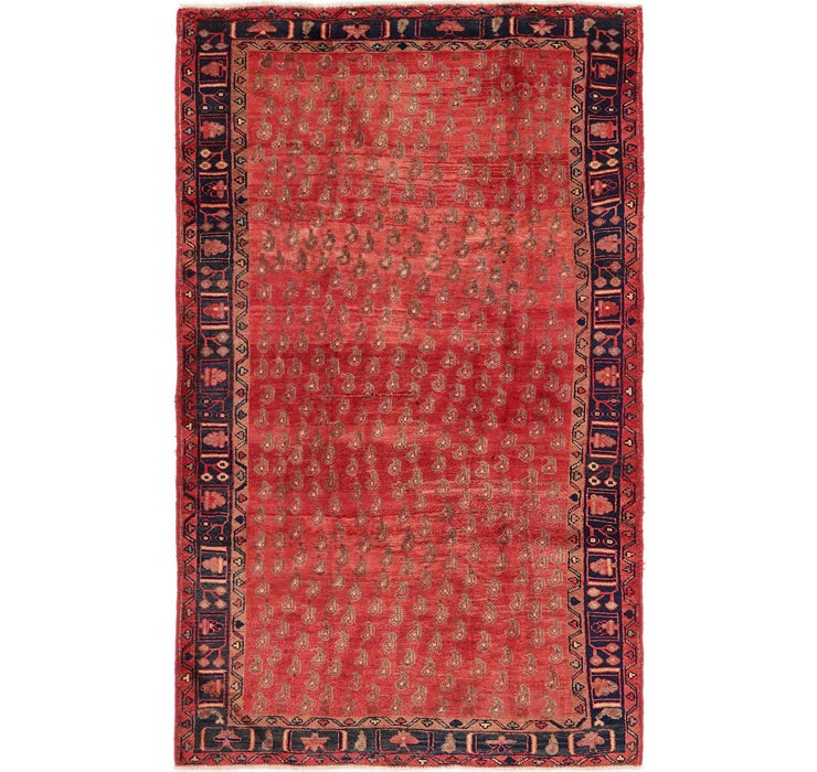 152cm x 255cm Mahal Persian Rug