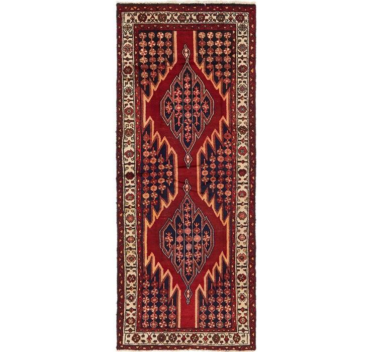 122cm x 305cm Mazlaghan Persian Runne...