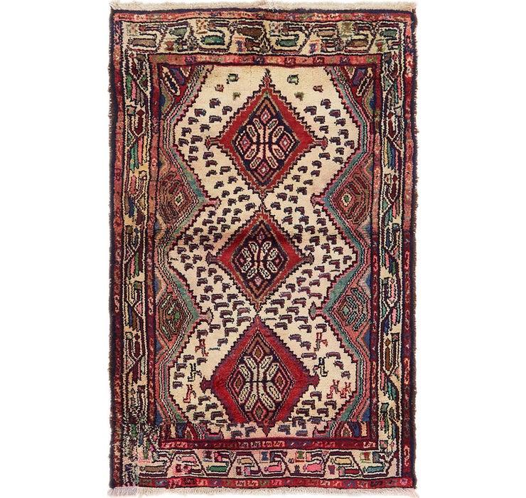 100cm x 168cm Chenar Persian Rug