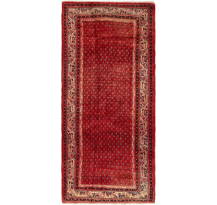 3' 7 x 8' Botemir Persian Runner ...
