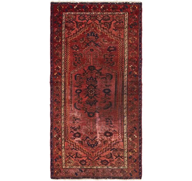 3' 3 x 6' 5 Hamedan Persian Rug