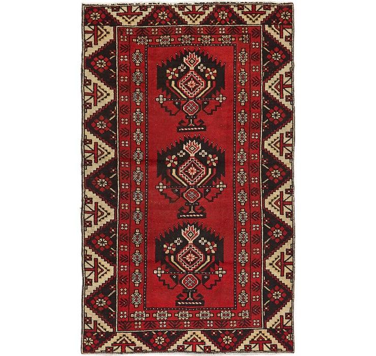 110cm x 190cm Ferdos Persian Rug