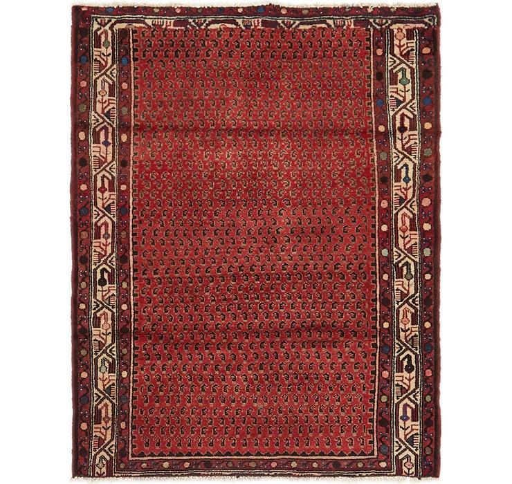 107cm x 140cm Farahan Persian Rug