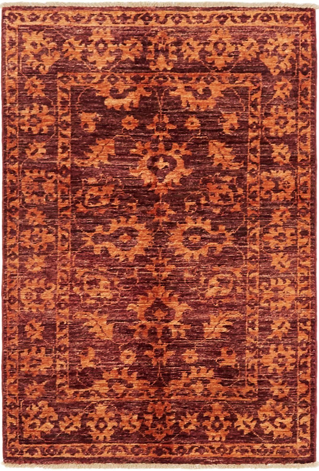 2' 8 x 4' Peshawar Ziegler Rug main image