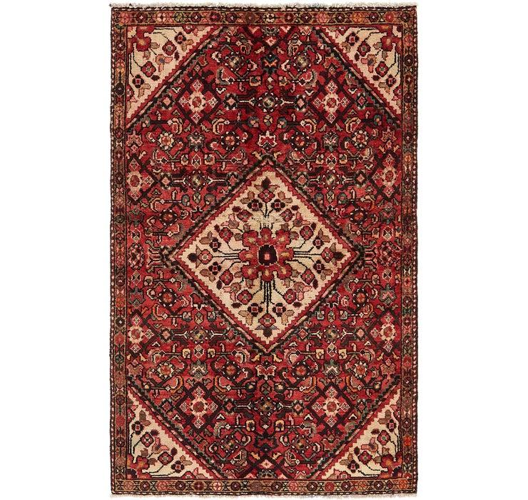122cm x 198cm Hamedan Persian Rug