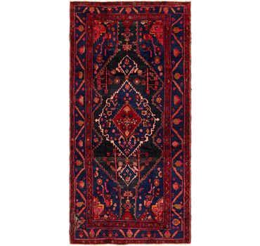 Image of 5' x 10' 6 Tuiserkan Persian Runne...